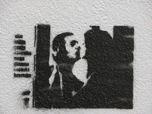 PhotoGraffitiCouple
